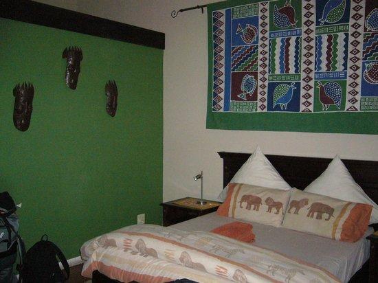 Chameleon Backpackers Hostel : Lion-Zimmer