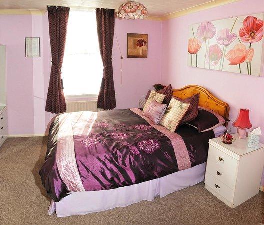 Valley House Bed & Breakfast: ROOM 3 - DOUBLE EN-SUITE ROOM