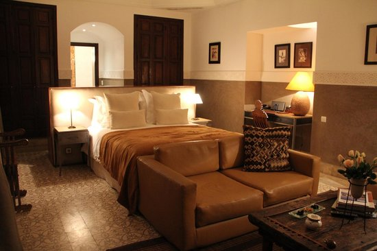 La Villa des Orangers - Hotel:                   Suite