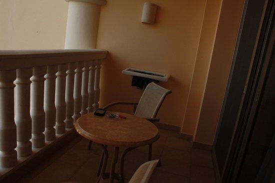 Iberostar Rose Hall Suites: Balcony