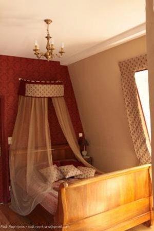 Chateau le Martinet: chambre Moliere