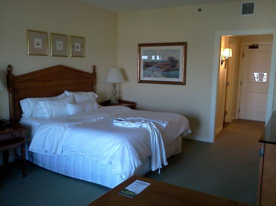 The Westin Stonebriar Hotel & Golf Club: View of Room from Window