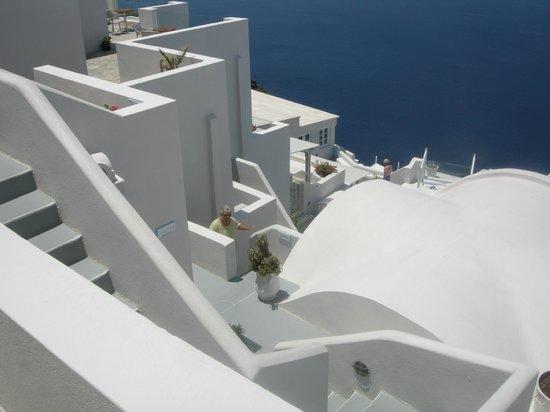 Andromeda Villas :                   Way down