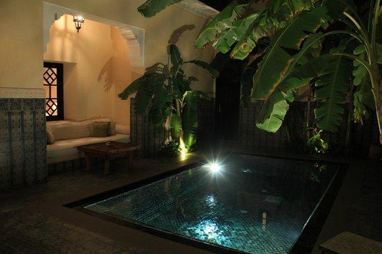 La Villa des Orangers - Hotel:                   Small pool