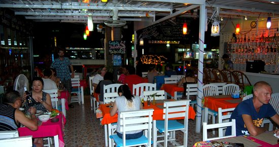 Andaman Sea Seafood Restaurant