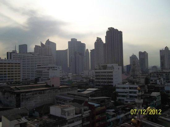 Silom City Hotel: i bellissimi grattacieli di Bangkok