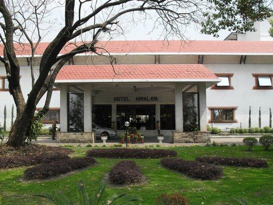 هوتل هيمالايا: Zona del hotel 