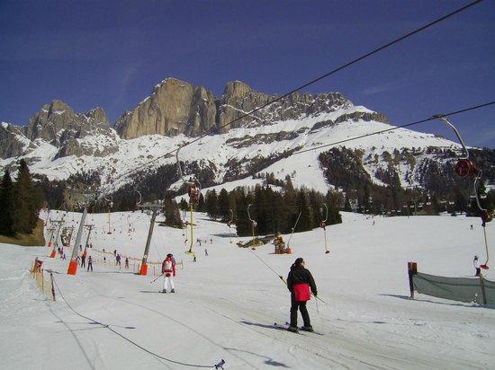 Carezza Ski: gli impianti