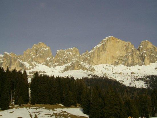 Carezza Ski: il paesaggio incantato