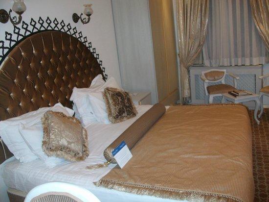 Ottoman Hotel Park: chambre