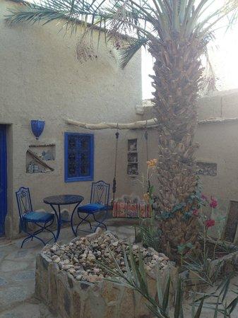 Chez Youssef: Il patio