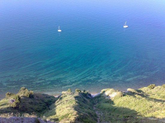 Parco Naturale Monte San Bartolo: spiaggia di Fiorenzuola di Focara