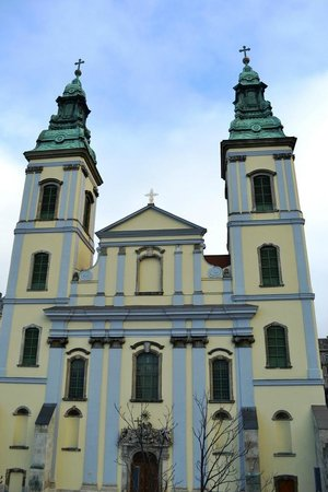 Inner-City Parish Church (Belvarosi Plebania Templom)