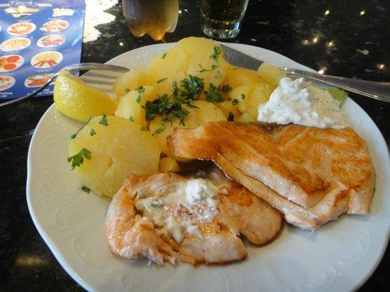 Fisch Krieg : What I ate