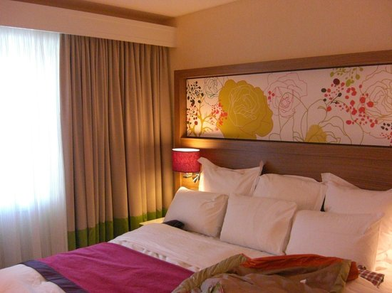 Elite Hotel Adlon: Room