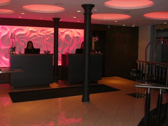 Renaissance Malmo Hotel: Reception