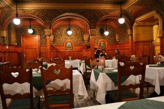 City Hotel Matyas: Sala Colazione