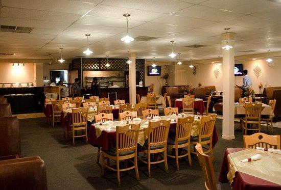 Ahmed Indian Restaurant Obt Interior We Arrived