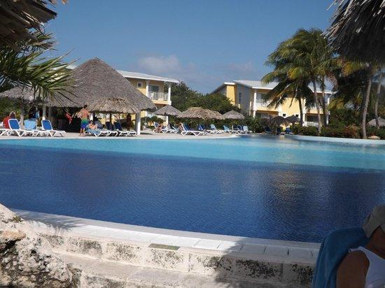 Pool Area Picture Of Melia Cayo Santa Maria Cayo Santa Maria Tripadvisor