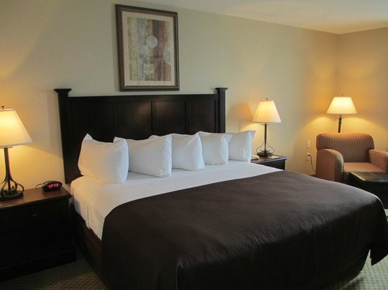 BEST WESTERN PLUS Frontier Inn: King Room