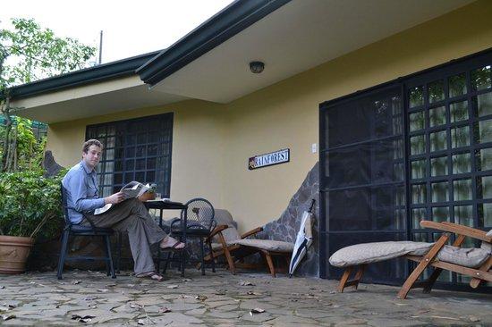 Pura Vida Hotel:                   our suite