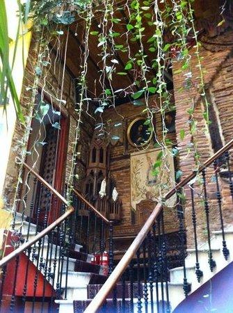Hotel de l'Europe :                   Reception area, beautiful.!!