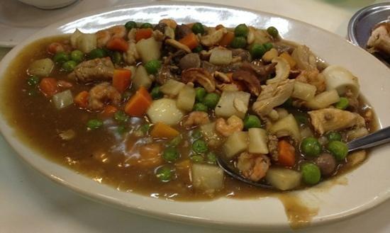 New Toho Food Center : Sepo guisado! Yummyyyy!