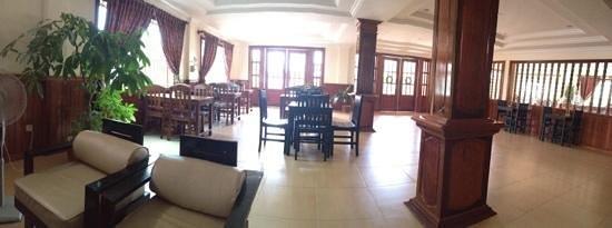Siem Reap Niche Hotel: Rest Room