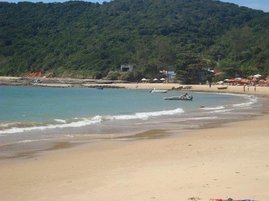 Pousada & Restaurante Praia da Tartaruga : Praia da Tartaruga