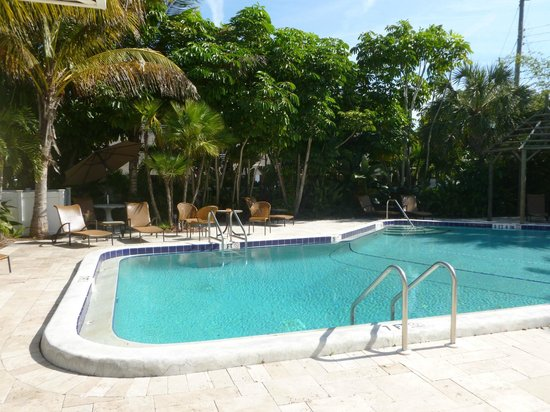 Anna Maria Island Beach Resort:                   pool