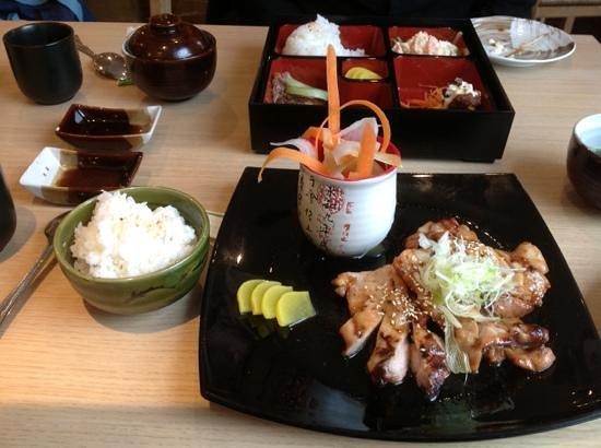 Goto Japanese Restaurant :                   Terriyaki Chicken