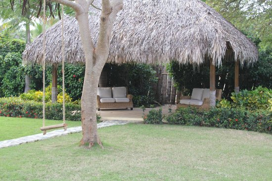 Zoetry Agua Punta Cana:                   relaxing zone