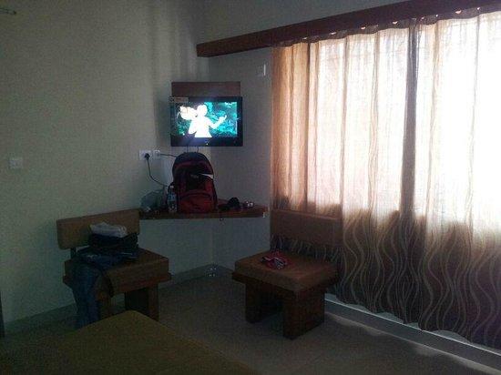 Sheetal Residency: Single room deluxe