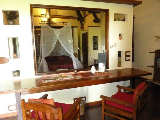 Amatao Tropical Residence: La chambre