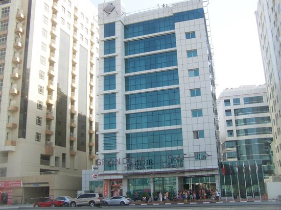 H tel picture of grandeur hotel dubai tripadvisor for Tripadvisor dubai hotels