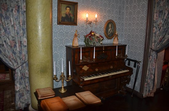 Oblomov :                   Пианино к вашим услугам