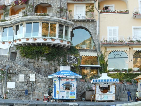 Covo Dei Saraceni:                   Hotel