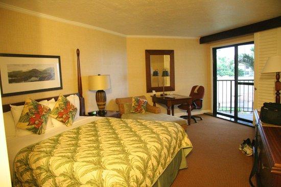 Kauai Beach Resort: Zimmer
