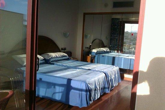 VIK Gran hotel Costa del Sol:                   Double twin bedroom