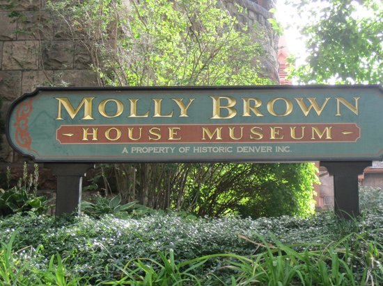 Molly Brown House Museum: 1
