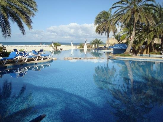 Punta Blanca Hotel : Piscina hotel punta blanca