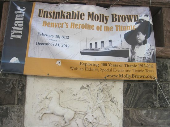 Molly Brown House Museum : 3