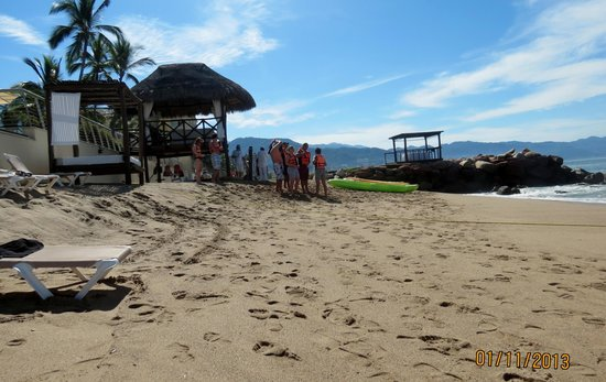 Sunset Plaza Beach Resort & Spa : Plage