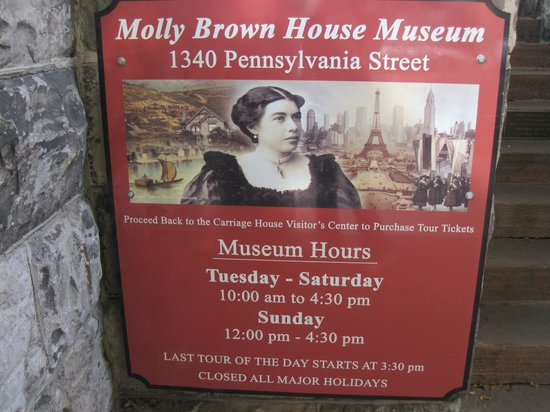 Molly Brown House Museum: 7