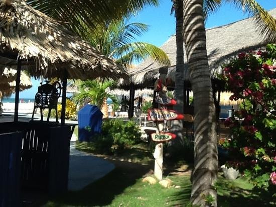 Punta Blanca Hotel : camineria hotel