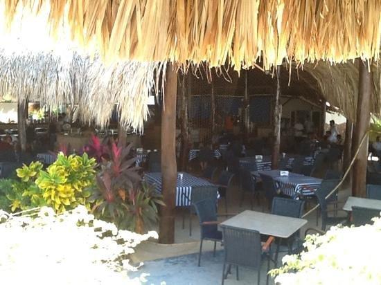 Punta Blanca Hotel: restaurante hotel