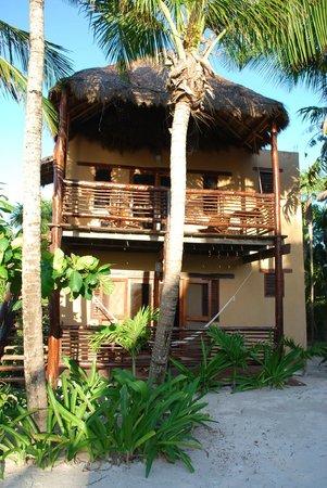 Hip Hotel Tulum: Cabana #6