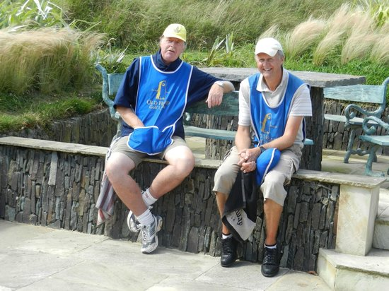 Old Head of Kinsale: our outstanding caddies