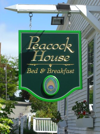 ‪‪Peacock House Bed & Breakfast‬: Peacock House‬