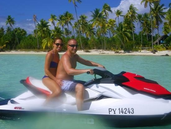 Sofitel Bora Bora Marara Beach Resort:                   jet skis